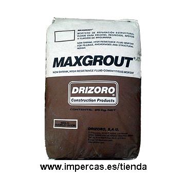 Maxgrout mortero fluido reparaci n estructural y fijaci n for Mortero sin retraccion